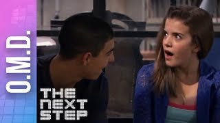 OMD Moment: James's SURPRISE GIFT for Riley?! - The Next Step (Season 1)