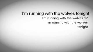 AURORA - Running with the wolves ( Lyrics )