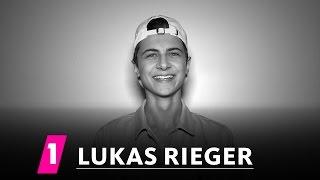 Lukas Rieger im 1LIVE Fragenhagel | 1LIVE