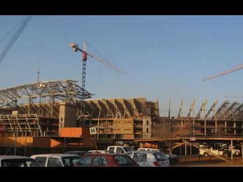 Soccer City Stadium – Johannesburg