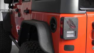 Tail Light Cover Product Highlights | FB31043 FB31044