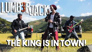 Lumb3rjack - The King is in Town (Official Video)