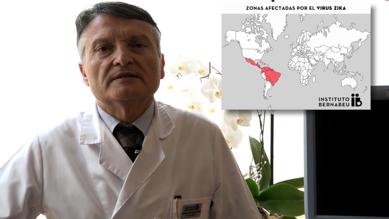 Virus Zika: síntomas, embarazo y tratamiento de fertilidad