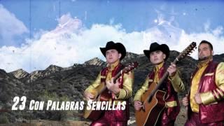 Con Palabras Sencillas - Los Plebes del Rancho de Ariel Camacho   DEL Records 2016
