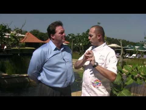 WGC 2011 Executive Chef Dean of Fairmont Zimballi Resort