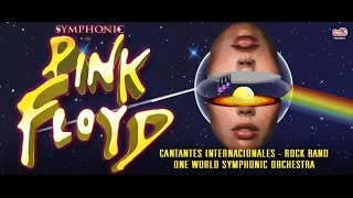 Symphonic of Pink Floyd - Video Promo 2017