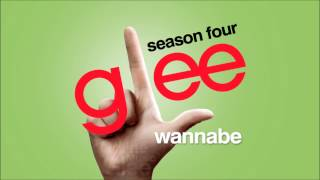 Wannabe - Glee [HD Full Studio]