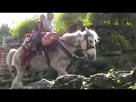 "Nepal 2011 – Part II ""Kathmandu to Manang"""