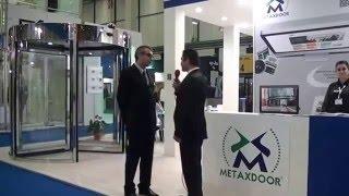 Metaxdoor 2014 Tüyap Fuarı