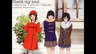 Amagami SS plus opening song Check My Soul by azusa