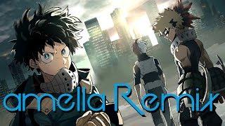 My Hero Academia - You Say Run (amella Remix)