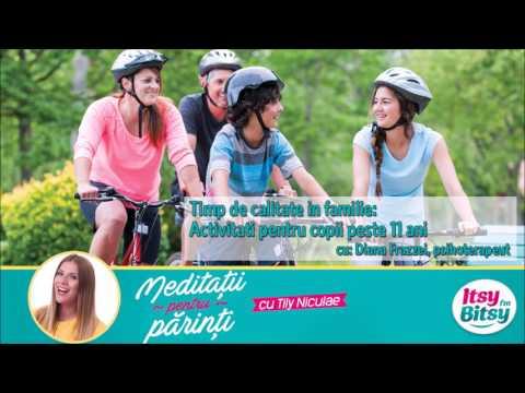 Timp de calitate in familie: Activitati pentru copii