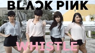 BLACKPINK - WHISTLE (휘파람) Dance Cover by GPK