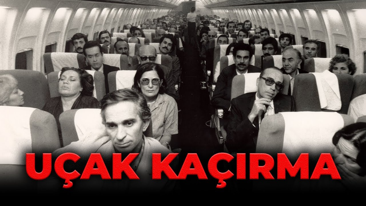 Kaçırılan Uçakta Korsanlarla Röportaj! - Coşkun Aral Anlatıyor kapak fotografi