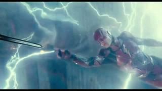 The Flash - Cena com a Mulher-Maravilha