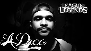 A DICA - LODDOR (Prod. GRANADA) - League of Legends RAP
