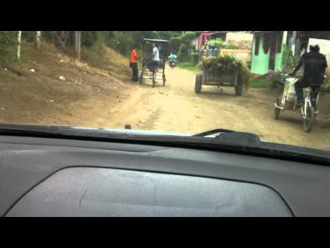 Wild Caballo Chase in Nica
