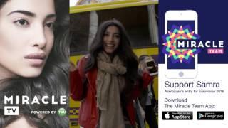 Miracle TV | Samra in the Globe Arena