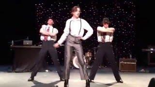 """Trevor Moran """"Let's Roll"""" Chicago 3-11-16"""