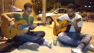 Ana Ayesh - Amr Diab (guitar cover) انا عايش عمرو دياب