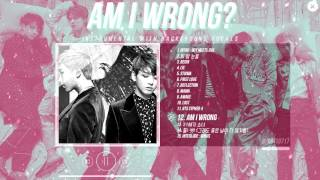 BTS - Am I wrong? [instrumental w/ BG vocals]