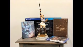 Soulcalibur VI Collector's Edition Unboxing