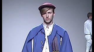 IXONE ELZO Fall 2012 2013 Menswear Madrid - Fashion Channel