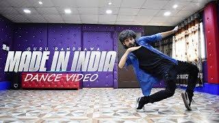 MADE IN INDIA LAGDI Dance Video - Guru Randhawa | Cover by Ajay Poptron