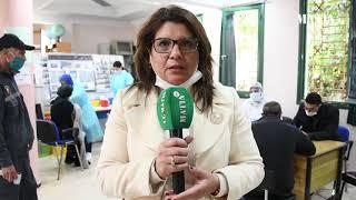 L'opération de vaccination du personnel de l'enseignement se poursuit : L'exemple au Lycée Charif Idrissi à Rabat