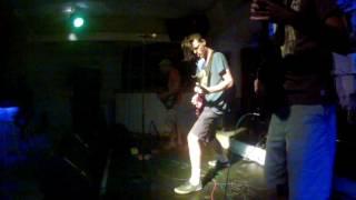 Tonga - Volcanic stoner live 2016 Paros opening for NIGHTSTALKER