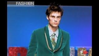 FRANKIE MORELLO Fall Winter 2006 2007 Menswear Milan - Fashion Channel