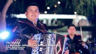 "La Marca de Jefes Ft.  Los Nuevos Rebeldes ""Tito Beltrán"" (promotional video for social networks)"