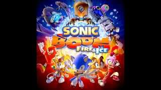 Sonic Boom Fire and Ice Trailer Music  (Hyper Potions - Porta Vista)
