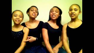 "Holly Girlz- ""We Haven't Finished Yet"" (cover)"