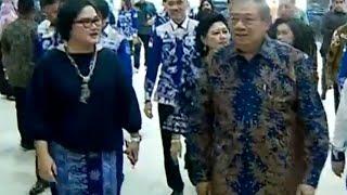 SBY Pidato di DPR soal Hari Perempuan Sedunia