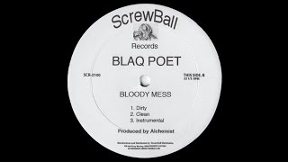 The Alchemist - Bloody Mess Instrumental [HD]