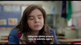 Quase 18 (The Edge of Seventeen, 2016) - Trailer Legendado