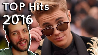 🔴 TOP HITS 2016 JB, RIHANNA, CHAINSMOKERS... - (COVER ACÚSTICO by Luan Naufal)