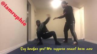 Bracket - Panya ft Tekno [Official Dance Video]