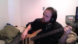 Crossfade - Cold bass cover