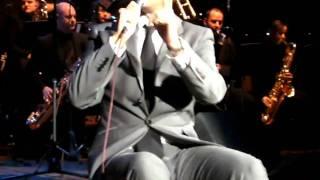 Jonathan Wilkes singing 'my way' - Part 1