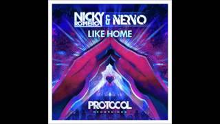 Nicky Romero ft. NERVO - Like Home (Audio)