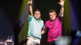 Bruno e Marrone - Encerramento de Show (ENSAIO 2017)
