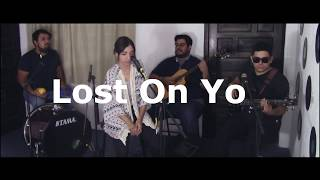 Lost On You - LP (Cover)