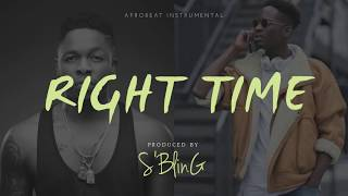 """Right Time"" Afrobeat Instrumental 