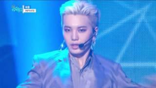 【TVPP】 Infinite - The eye, 인피니트 - 태풍 @Show Music Core Live