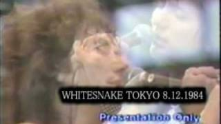 Whitesnake-Soldier of Fortune(Live in Tokyo 84)