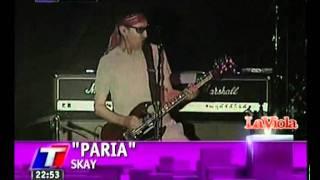 skay en cosquin rock 2012 paria