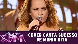 Máquina da Fama (20/07/15) - Cover canta sucesso de Maria Rita