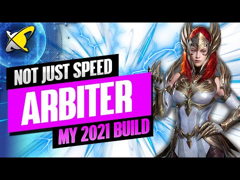 UPDATED ARBITER BUILD FOR 2021 | Masteries & Guide | Best Budget Builds | RAID: Shadow Legends